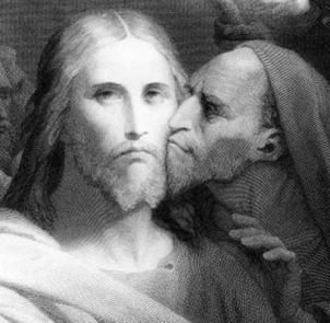 jesus-and-judas